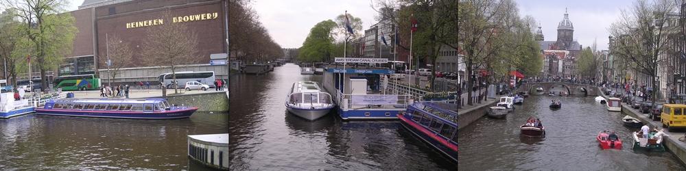 heineken-canal cruise